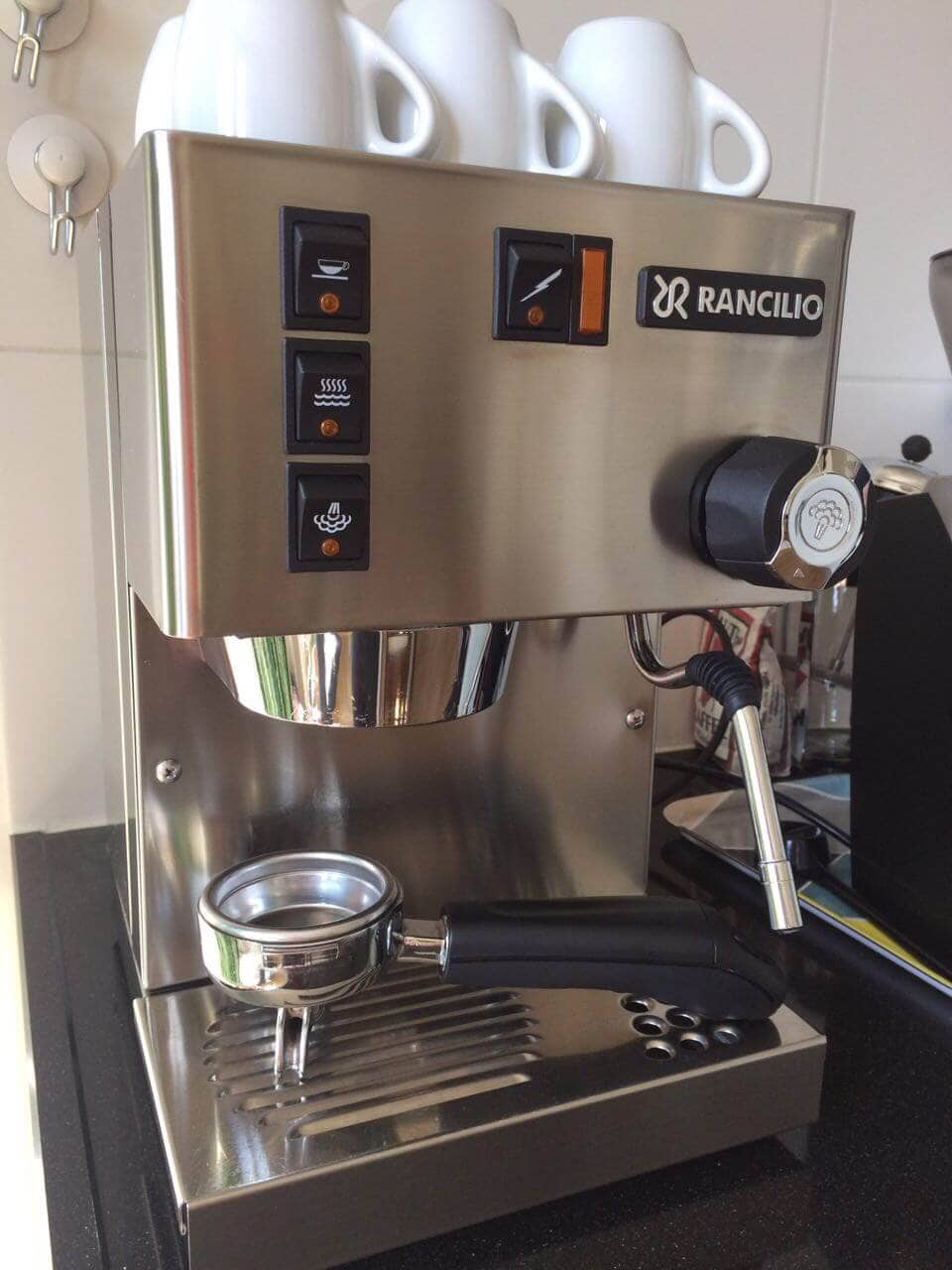 rancilio espresso machine pid