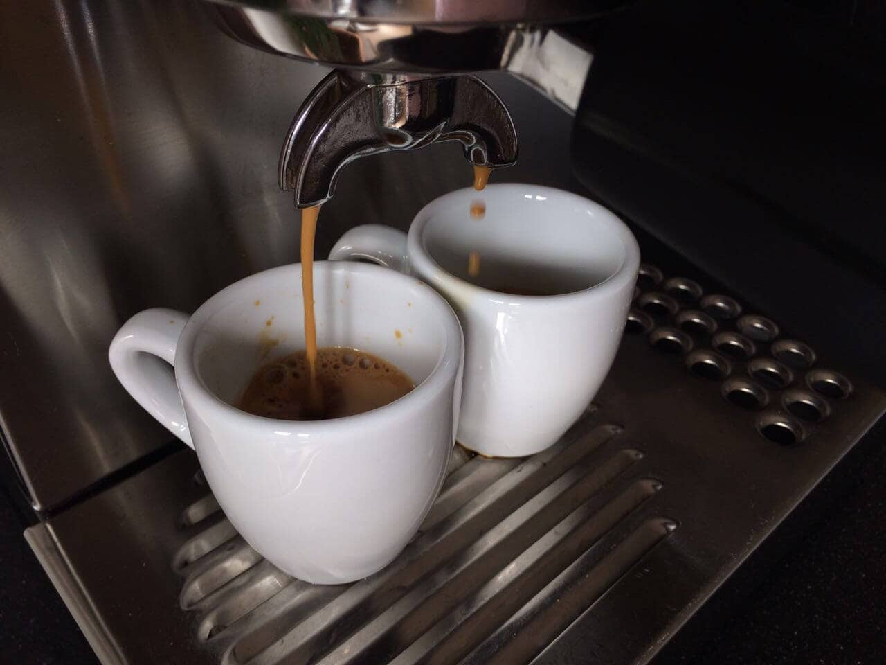 Espressobezug Silvia Siebträgermaschine