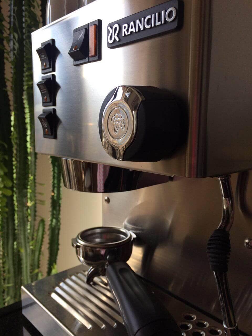 Silvia Espressomaschine von Rancilio
