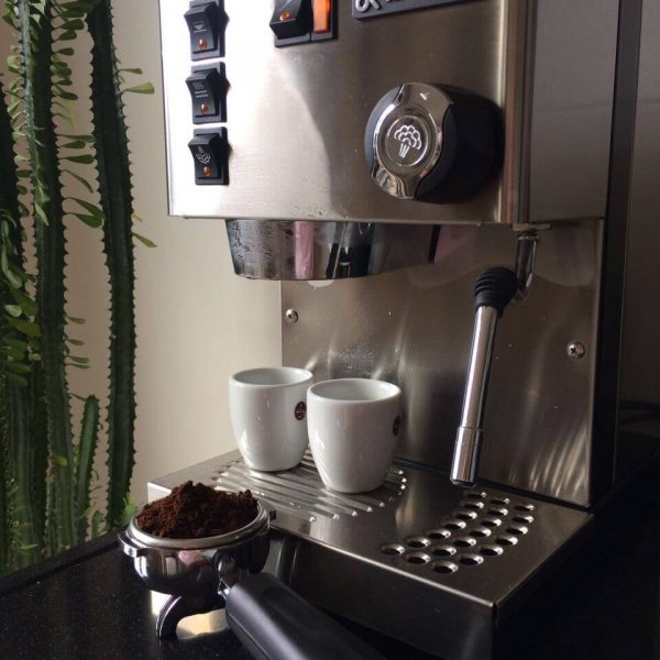 Rancilio Silvia Kaffeepulver Sieb