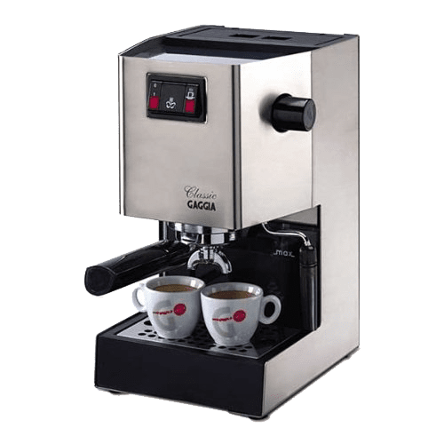 gaggia ri9303 11 classic espressomaschine test erfahrung. Black Bedroom Furniture Sets. Home Design Ideas