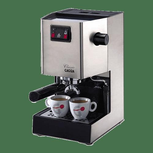 gaggia ri9303 11 classic espressomaschine test rezension 2018. Black Bedroom Furniture Sets. Home Design Ideas