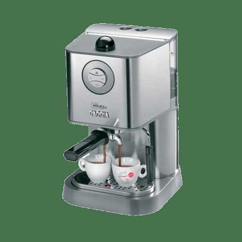 gaggia ri9301 01 baby class espressomaschine test rezension 2018. Black Bedroom Furniture Sets. Home Design Ideas