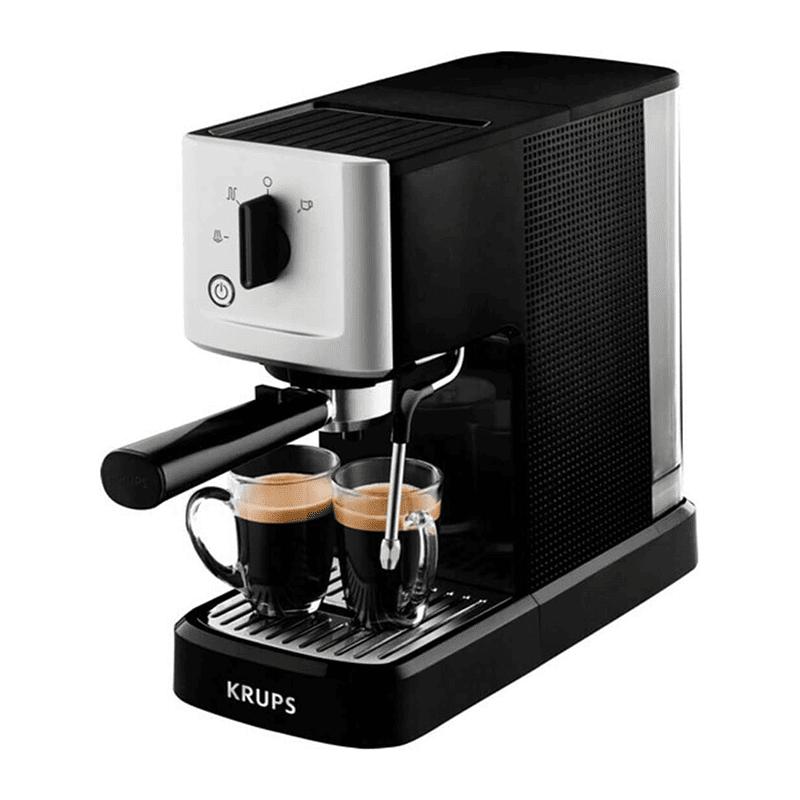 Krups XP3440 Calvi Espressomaschine Test