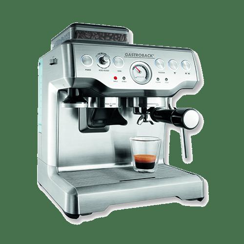 Gastroback 42612 Espressomaschine Test
