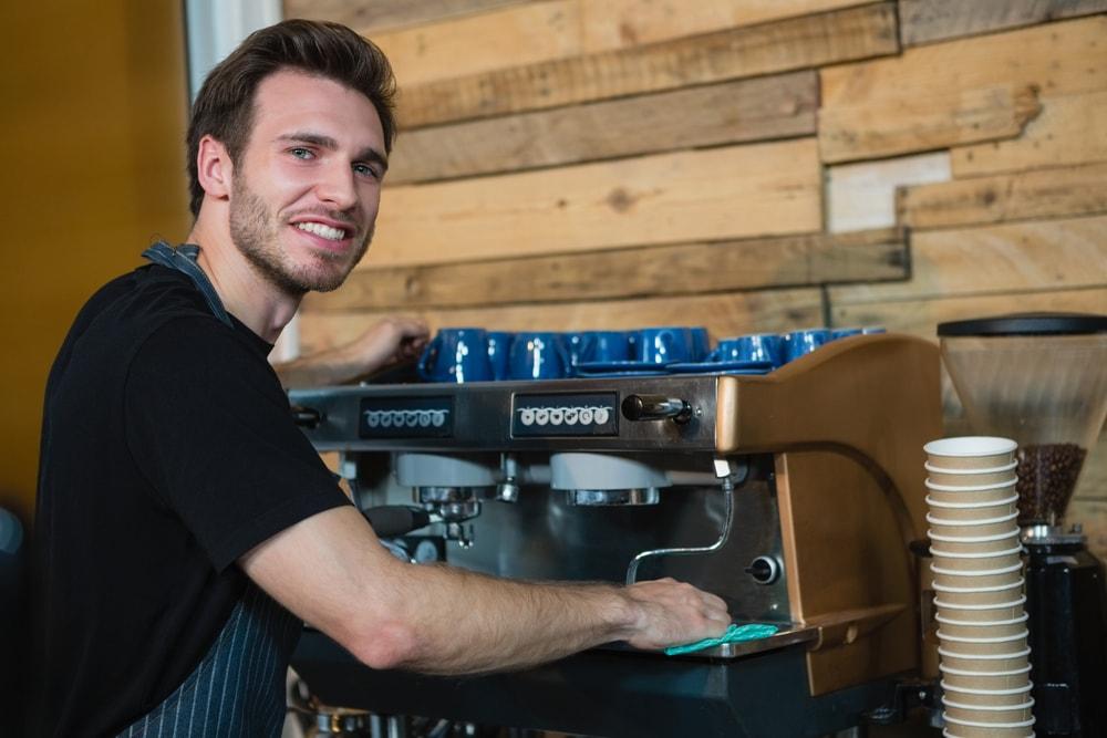 Espressomaschine entkalken