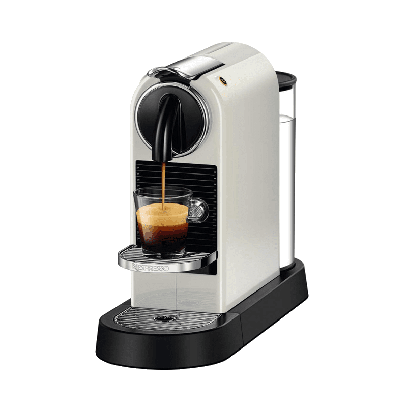 Relativ DeLonghi Nespresso EN167.W Citiz Kapselmaschine Test Rezension 2019 MR13