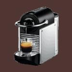 De'Longhi Nespresso Pixie EN 125.S Kapsel Maschine