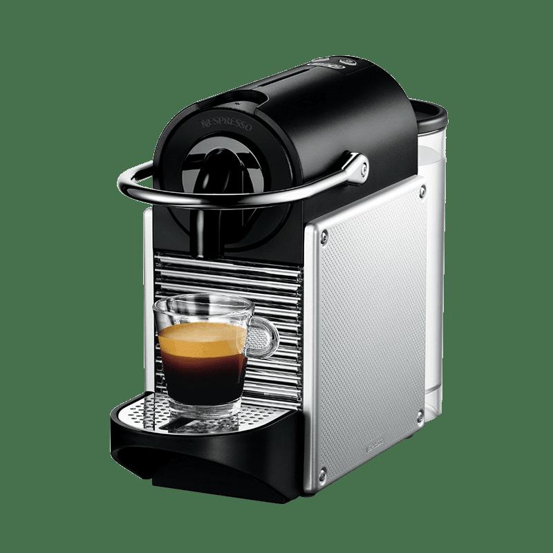 De'Longhi Nespresso Pixie EN 125.S Kapselmaschine