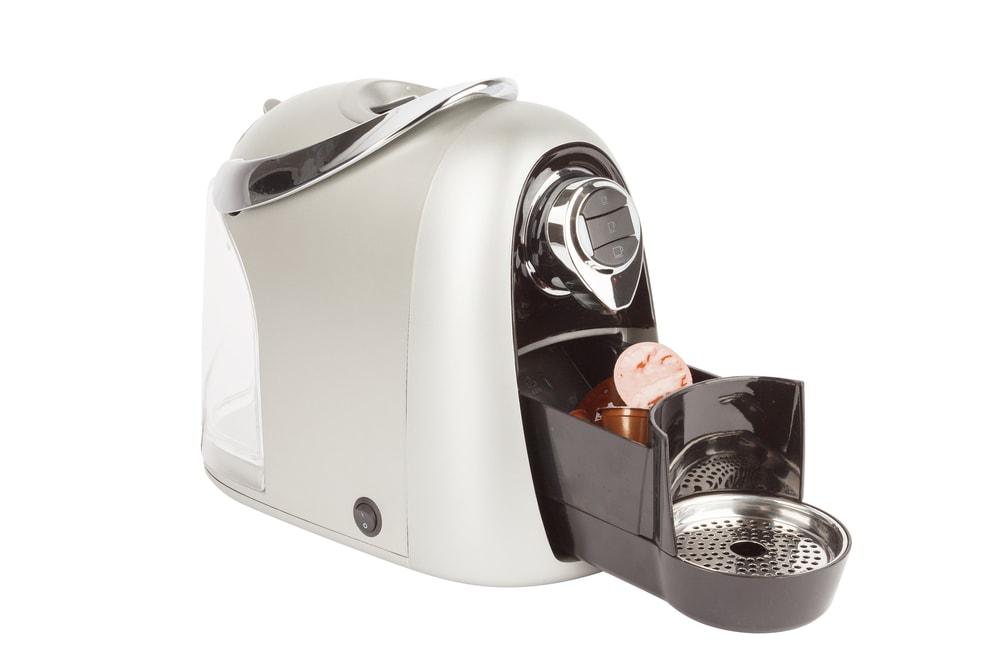 Reinigung und Wartung der Kapselmaschine