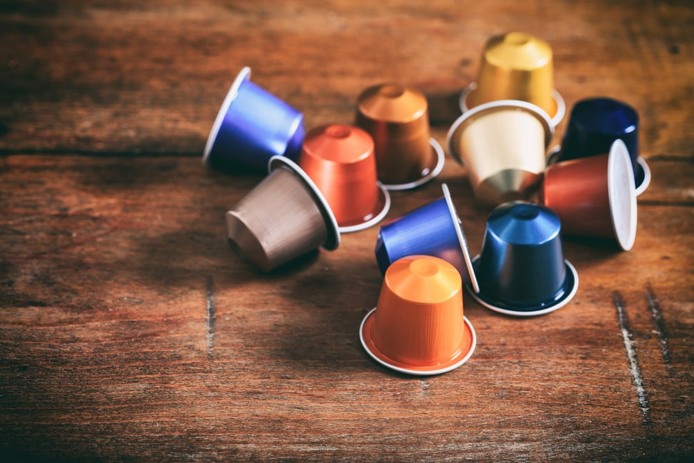 Kapselmaschine Test weitere Kaffeekapsel Systeme
