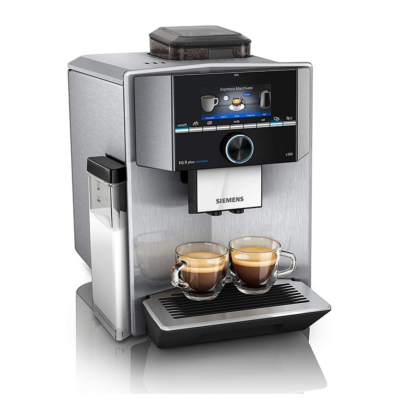 Siemens EQ.9 TI9555X1DE s500 plus connect Kaffeevollautomat