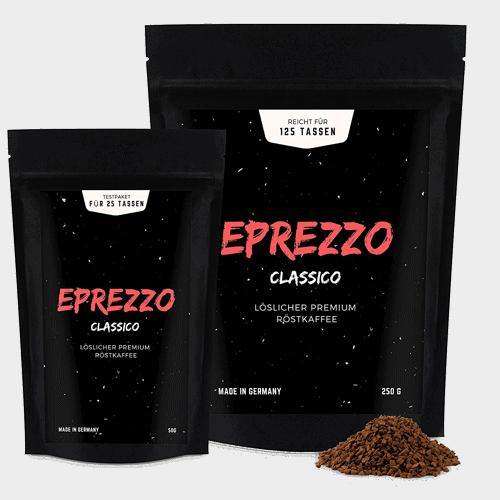 Eprezzo Classico Instant Kaffee