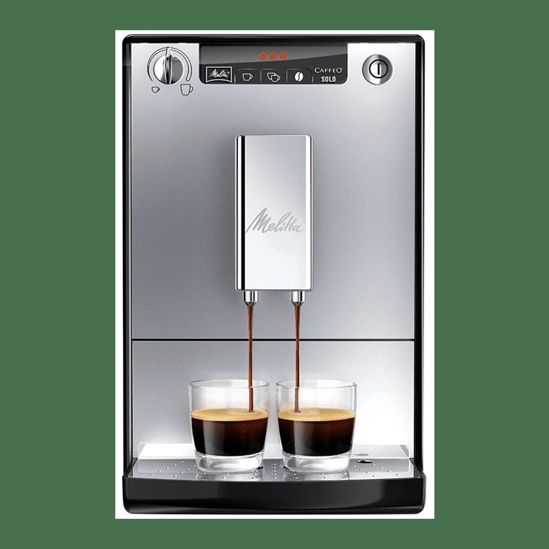 Melitta Caffeo Solo E950-103 Schlanker Kaffeevollautomat
