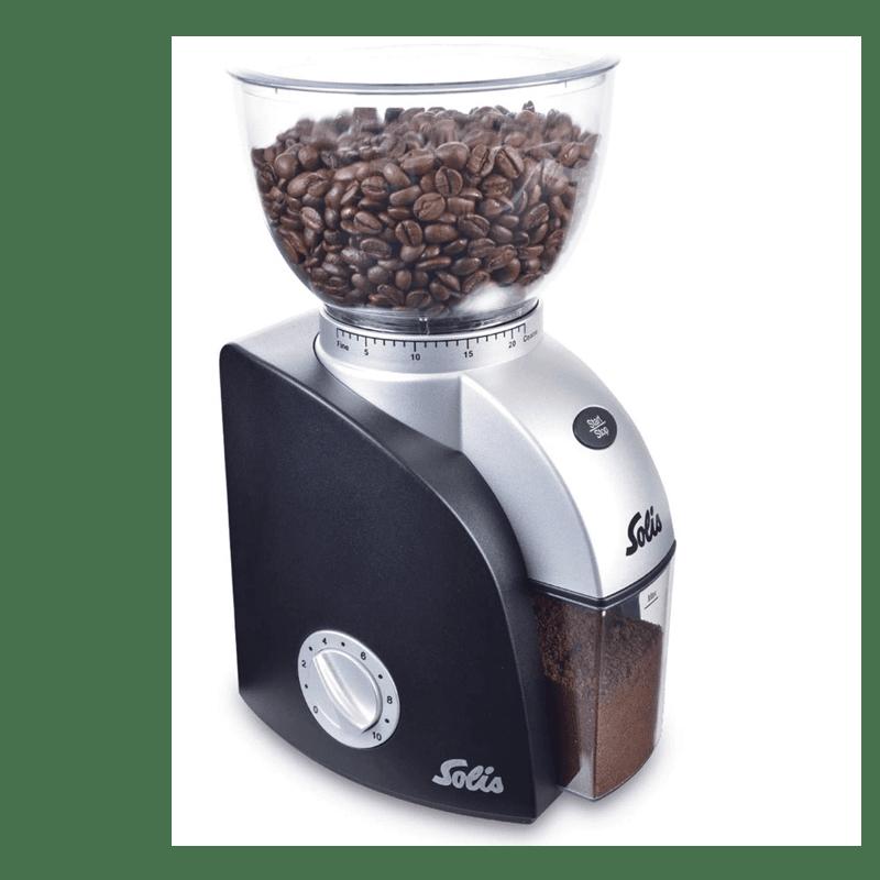 Solis Elektrisches Kaffeemahlwerk Espressomühle