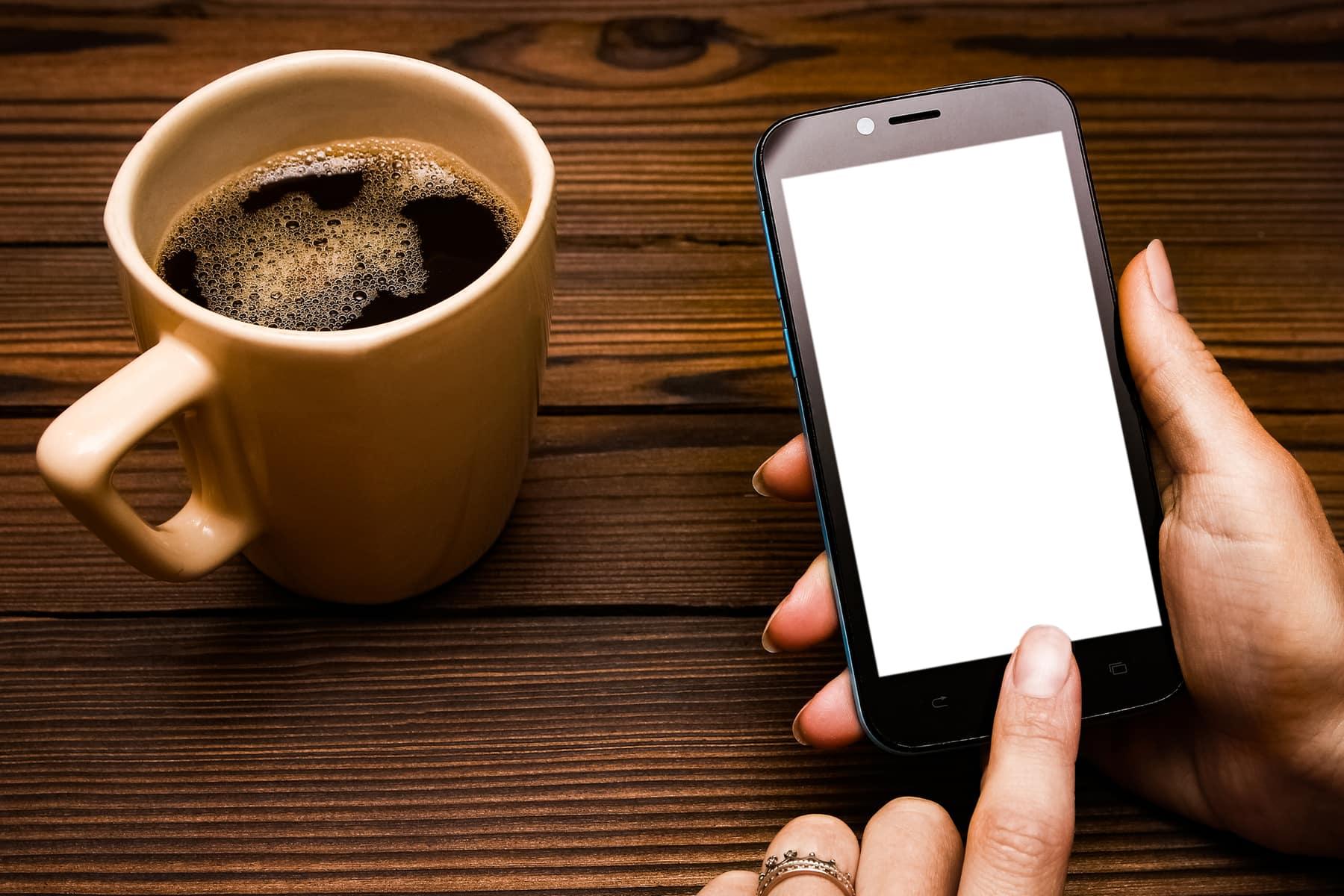Kaffeevollautomat mit App
