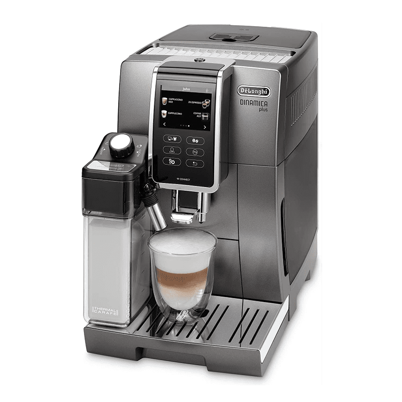 De'Longhi Dinamica Plus ECAM 370.95.T Kaffeevollautomat