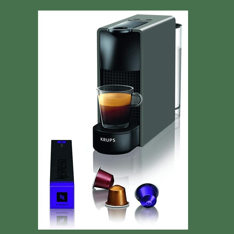 Die Krups Nespresso XN110B Essenza Mini Kaffeekapselmaschine