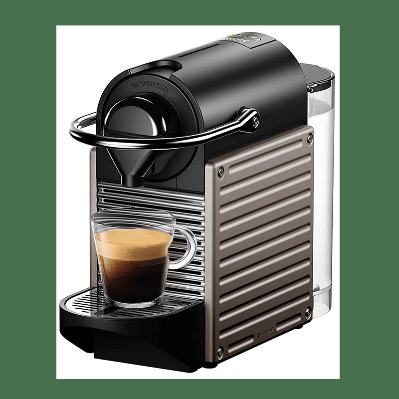 Krups XN304T Nespresso Pixie Kapselmaschine