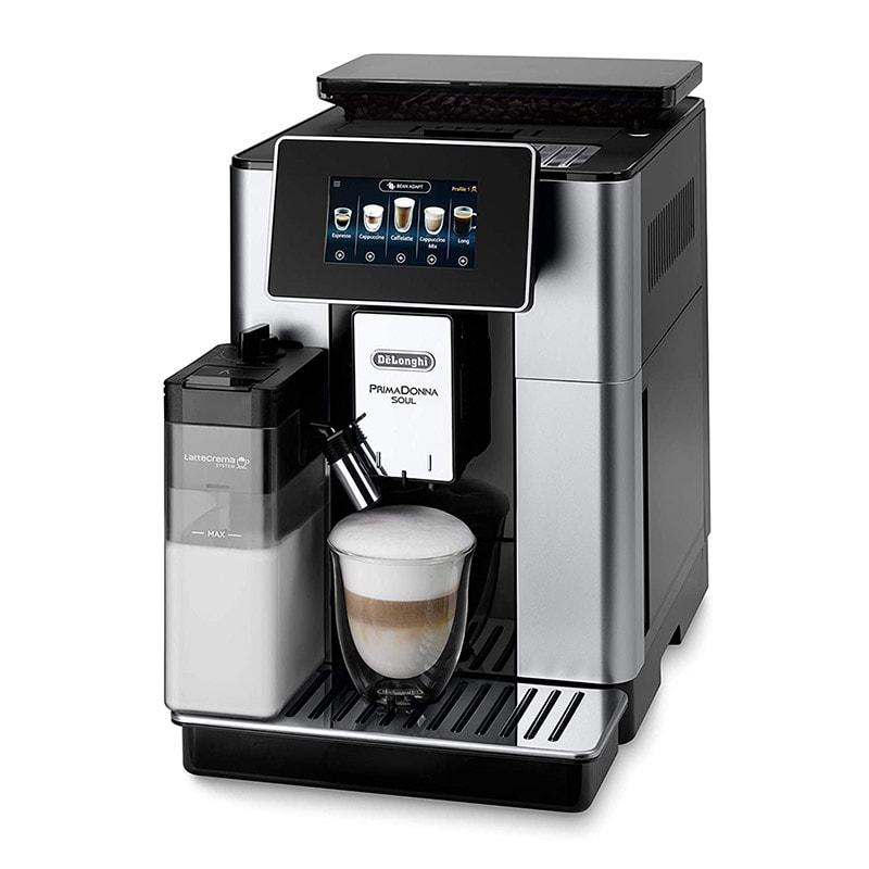 De'Longhi PrimaDonna Soul ECAM 612.55.SB Kaffeevollautomat